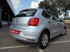 2016 Volkswagen Polo 1.2 TSI Trendline 66KW Gauteng Centurion