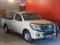 2016 Toyota Hilux 2.0 Vvti Pu Sc  Gauteng Benoni