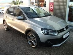 2012 Volkswagen Polo 1.6 Tdi Cross  Western Cape Worcester