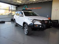2016 Toyota Fortuner 2.8GD-6 4X4 Auto Gauteng Pretoria