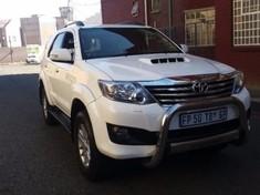 2013 Toyota Fortuner 3.0d-4d 4x4 At  Gauteng Johannesburg