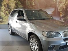 2012 BMW X5 Xdrive40d M-sport At  Gauteng Pretoria
