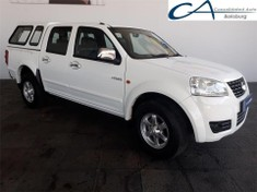 2014 GWM Steed STEED 5E 2.0 VGT SX Double Cab Bakkie Gauteng Boksburg