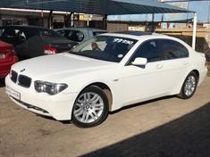 2002 BMW 7 Series 745i e65  Gauteng Roodepoort