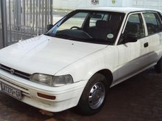2000 Toyota Tazz 130 Gauteng Boksburg