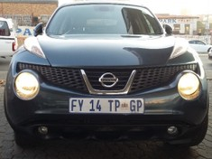 2012 Nissan Juke 1.6 Acenta  Gauteng Johannesburg
