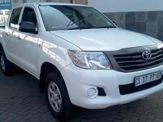 2013 Toyota Hilux 2.5d-4d Srx 4x4 Pu Dc  Gauteng Centurion
