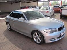 2009 BMW 1 Series 120d Coupe At Gauteng Pretoria