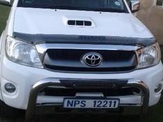 2010 Toyota Hilux 3.0 D-4d Raider Rb Pu Dc  Kwazulu Natal Abambo