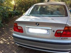 1999 BMW 3 Series 320i e46  Gauteng Four Ways