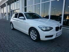 2013 BMW 1 Series 116i 5dr At f20  Western Cape Tygervalley