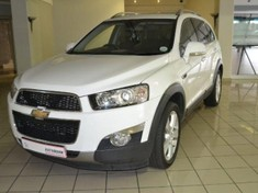 2012 Chevrolet Captiva 2.2d Ltz 4x4 At  Western Cape Tygervalley