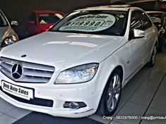 2011 Mercedes-Benz C-Class C200 Cgi Be Classic At  Kwazulu Natal Pietermaritzburg