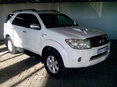 2009 Toyota Fortuner 3.0d-4d Rb At  Eastern Cape Mthatha