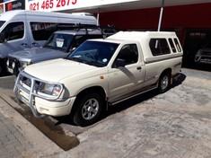 2001 Nissan Hardbody 3.0 Lwb Ac Se Pu Sc  Western Cape Cape Town