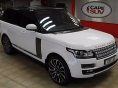 2014 Land Rover Range Rover 4.4 Sd V8 Vogue Se  Western Cape Brackenfell