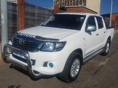 2014 Toyota Hilux 2.5d-4d Srx 4x4 Pu Sc  Gauteng Johannesburg