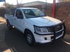2014 Toyota Hilux 2.5 D-4d Srx 4x4 Pu Sc  Gauteng Pretoria