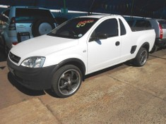 2006 Opel Corsa Utility 1.8i Pu Sc  Gauteng Roodepoort