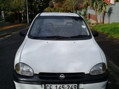 1998 Opel Corsa 1.3 Western Cape Bellville