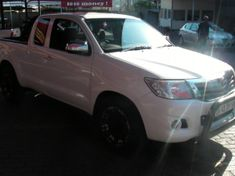 2011 Toyota Hilux 2.5 D-4d Srx Xtra Cab Pu Sc  Gauteng Kempton Park