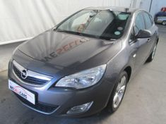 2012 Opel Astra 1.4t Enjoy 5dr  Western Cape Cape Town