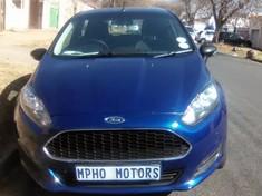 2015 Ford Fiesta 1.6 Ambiente  Gauteng Johannesburg