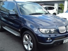 2004 BMW X5 4.4 At  Western Cape Mowbray