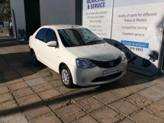 2016 Toyota Etios 1.5 Xi  Eastern Cape Port Elizabeth