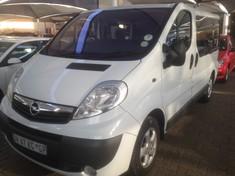 2011 Opel Vivaro 1.9 Cdti Bus  Gauteng Pretoria