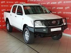 2015 Toyota Hilux 2.5d-4d Srx 4x4 Pu Dc Gauteng Sandton