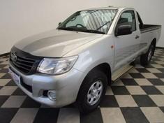 2012 Toyota Hilux 2.5 D-4d Srx Rb Pu Sc  Gauteng Pretoria