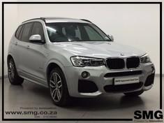2016 BMW X3 Xdrive20d M-sport At  Kwazulu Natal Margate