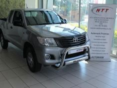 2015 Toyota Hilux 2.5 D-4D RB SRX PU XTRA CAB Limpopo Phalaborwa