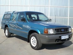 1997 Ford Courier 3400 Leisure Pu Dc  Gauteng Pretoria