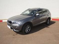 2014 BMW X3 Xdrive20d Exclusive At  Gauteng Pretoria