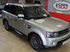 2011 Land Rover Range Rover Sport 3.0 D Hse Lux  Western Cape Brackenfell