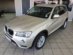2012 BMW X3 Xdrive20d Exclusive At  Gauteng Vereeniging