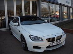 2014 BMW M6 M6 GRAND COUPE F06 M-DCT AUTO Gauteng Centurion