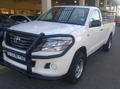 2016 Toyota Hilux 2.5 D-4d S Pu Sc  Gauteng Pretoria