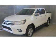 2017 Toyota Hilux 2.8 GD-6 RB Raider Double Cab Bakkie Auto Mpumalanga White River