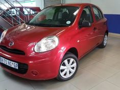 2011 Nissan Micra 1.2 Visia Insync 5dr d86v  Gauteng Pretoria