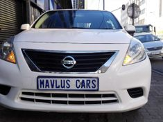 2014 Nissan Almera 1.5 Acenta Gauteng Johannesburg