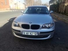 2011 BMW 1 Series 118i e87  Gauteng Johannesburg