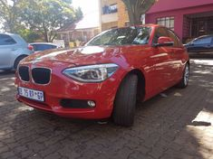 2014 BMW 1 Series 120d 5dr At f20  Gauteng Johannesburg