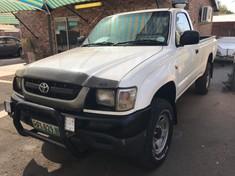 2004 Toyota Hilux 3000kz-te Raider Rb Pu Dc Gauteng Pretoria