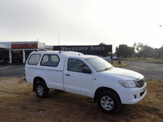 2013 Toyota Hilux 2.5 D-4d Srx Rb Pu Sc  Gauteng Roodepoort