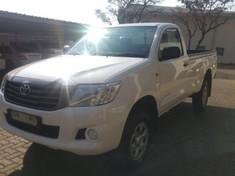 2015 Toyota Hilux 2.5 D-4d Srx Rb Pu Sc  Gauteng Pretoria