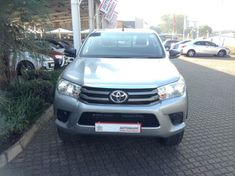 2016 Toyota Hilux 2.4 GD-6 RB SRX Extended Cab Bakkie Kwazulu Natal Pietermaritzburg