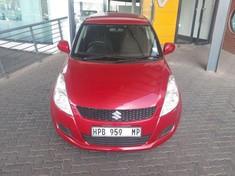 2013 Suzuki Swift 1.4 Gl  Gauteng Four Ways